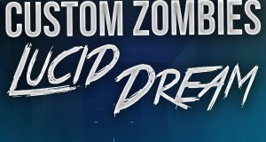 CRAZY-CHALLENGE-MAP-Custom-Zombies-LUCID-DREAM-Call-Of-Duty-Zombies
